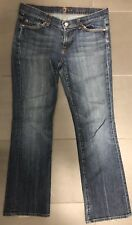 7 For All Mankind Women's Bootcut Jeans Size 31 X 30