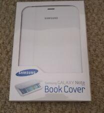 """SAMSUNG Galaxy Note 8.0 Copertina Del Libro Tablet Case 8"""" ORIGINALI BIANCO ORIGINALE"""