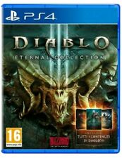 DIABLO III 3 ETERNAL COLLECTION EDITION PS4 VIDEOGIOCO PLAY STATION 4 ITALIANO