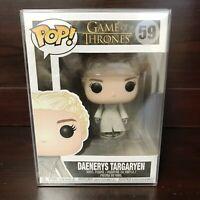 "Funko Pop Movies : Game of Thrones : Daenerys Targaryen #59 Vinyl ""MINT"" w/case"