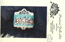 HELEN CAVIN Fruit and Flowers Decorative Tole Painting Pattern Packet