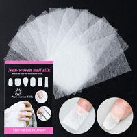 Nail Art Non-woven Silk Fiberglass Gel Tips Extension Fiber Glass Form