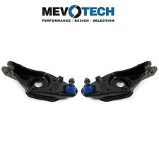 For Dodge B100 B150 B200 Pair Set of 2 Front Control Arms & Ball Joints Mevotech