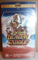 Blazing Saddles VHS (Brand new plastic sealed)