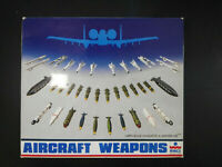 Aircraft Weapons, Moderne Waffen, ESCI, Scale:1/48, Kit:4015, Selten !