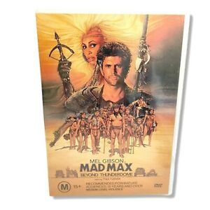 Mad Max Beyond Thunderdome DVD - 1999 Mel Gibson Action Movie - Region 4