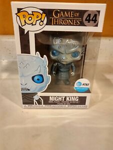 Funko Pop Game Of Thrones Exclusive Night King AT&T New Free Shipping