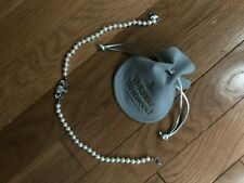 Vivienne Westwood Pearl Choker Orb Necklace