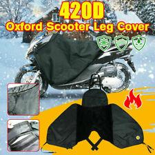Beinschutz Beindecke Motorrad Winter Kälteschutz Winddicht Abdeckung Roller DHL