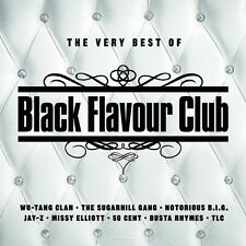 BLACK FLAVOUR CLUB-THE VERY BEST OF - WU-TANG CLAN, BUSTA RHYMES - 3 CD NEU
