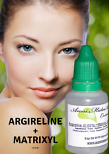"""100%"" Argireline+Matrixyl Anti-aging Wrinkle Peptide Solution ADD TO ANY CREAM"