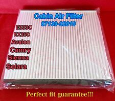 C35479 AC CABIN AIR FILTER for Camry Avalon Sienna Solara RX350 ES330 CF10132