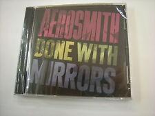 AEROSMITH - DONE WITH MIRRORS - CD NEW SEALED U.S.A. PRESS