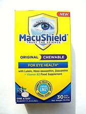 MacuShield One-A-Day Food Supplement 30 Capsules New Long Expiry Date