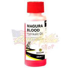 MAGURA BLOOD HYDAULIC OIL OLIO MINERALE PER POMPA FRIZIONE MAGURA 100 ML CLUTCH