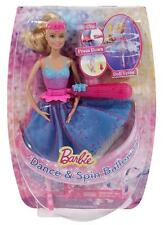 Barbie Doll Dance & Spin Ballerina Doll New In Box 2014 Mattel Free Shipping