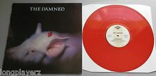 The Damned - Strawberries UK 1986 Legacy Records Red Vinyl LP