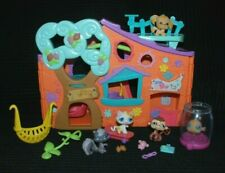 Littlest Pet Shop Pets Only Clubhouse Playset inc 5 Pets & Accessories
