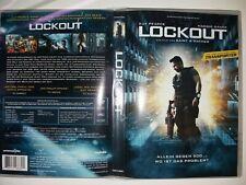 DVD   UNGESCHNITTEN  KINOFASSUNG   LOCKOUT  ACTION  SCIENCE-FICTION   UNCUT