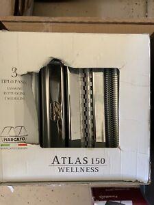 Marcato Atlas 150 Wellness Pasta Machine - Lasagne Fettuccine Taglioni Maker