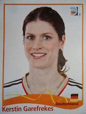 Panini 35 Kerstin Garefrekes Deutschland FIFA WM 2011 Germany