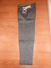 Mens Vintage 80's Cotler Black/White 31x31 Parachute Dress Pants Slacks Jeans!