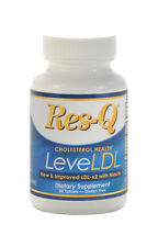 Res-Q LeveLDL Cholesterol Support 60 Tablets
