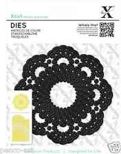 X cut die Lace Doilie Doily Use Xcut, or any die cutting machines 11.2cm dia