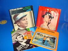 Vinilos Lote de 4 singles EPS clasicos FRANK SINATRA/JORGE NEGRETE/EL PRINCIPE