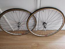 GALLI MAILLARD moyeux MAVIC Special Service Course SSC wheelset hub vintage roue
