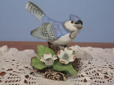 Lefton Nest Egg Collection Blue Jay