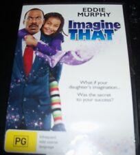 Imagine That (2009) Eddie Murphy (Australia Region 4) DVD – New