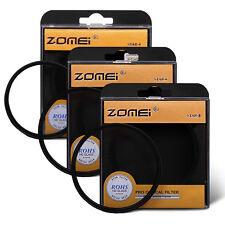 ZOMEI 62 mm Star Filter Cross Screen Star +4 +6 +8 Set for Nikon Canon Hoya Lens