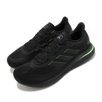adidas Supernova M BOOST Black Signal Green Men Running Shoes Sneakers FW8821