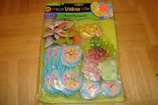 #48 Piece Mega Value Mix BUTTERFLY Theme Design Birthday Party Favors -Treats
