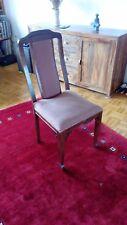 4 Stück Stuhl Stühle Esszimmer Küche retro Barock massiv