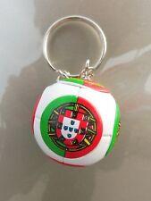 Porte Clés Ballon Football Portugal Neuf/ Keychain Soccer Ball Portugal New