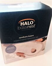 Halo Innovations Bassinest Newborn Insert Sleeper Accessories New