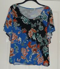 Wallis Tunic Top size XL (18-20)