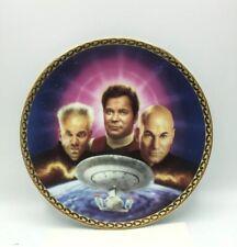 Star Trek Plate -Hamilton The Ultimate Confrontation - Plate#4979B 11
