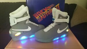 Universal Studios Back To The Future Shoes Officially Licensed Air Mags size 15
