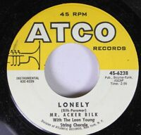 50'S & 60'S 45 Mr. Acker Bilk With The Leon Young String Chorale - Lonely, Lonel