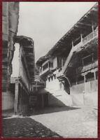 Original Old Postcard Photo Macedonia Monastery St. Jovan Bigorski Debar 1960s