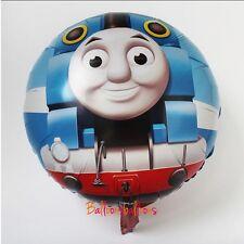 """Thomas The Tank Engine 18"""" Round Party Balloon Decoration Train"""