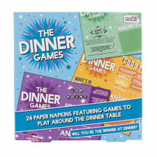The Dinner Games Table Napkins - #A28