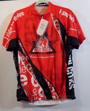 Primal Cycling Biking Jersey~Red Rider / Diabetes Men's XL