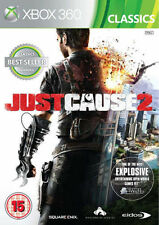 Just Cause 2, Brand New + Sealed, Classics Edition, Xbox 360, Square Enix, Eidos