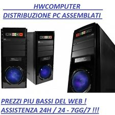 PC DESKTOP COMPUTER ASSEMBLATO AMD 6 CORE  FX6300 X6 /1000GB / 8GB DDR3 WIN 10