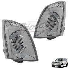 Blinker Blinkleuchte weiß mit Fassung Lampenhalter rechts+links Nissan X-Trail