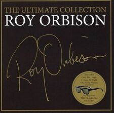 Roy Orbison Ultimate Collection CD NEW Traveling Wilburys